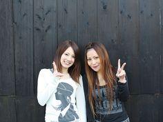 コペン ダイハツ 走りの軽 ミホさん(右) 沖縄スナップショットOkinawa's SnapShot