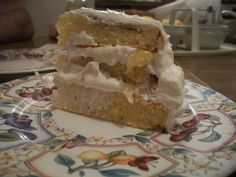 Mandarin orange cake with pineapple frosting--a delicious and refreshing citrus cake with light whipped frosting--eat it for breakfast or dinner...it is sure to satiate the taste buds:)