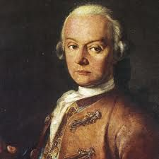 Mozart's father, Leopold.