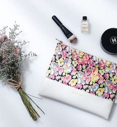 [바보사랑] 매력지수 상승하는 예쁜 파우치~! #파우치 #가방 #예쁜가방 #메이크업파우치 #화장품가방 #플라워패턴 #Pouche #Bag #beautifulbag #Make-uppouch #Flowerpattern #CosmeticBag