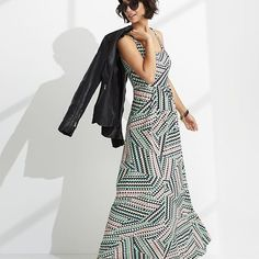 Maxi-ing out, relaxing all cool. See 4 ways to effortlessly dress up your maxi…