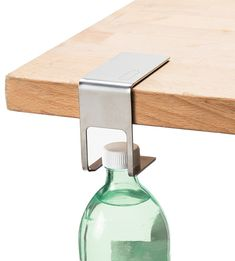 Water Bottle hanger - living on the EDGE
