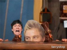IF YOU KNOW WHERE THIS IS FROM ILY OKAY OMG<<Luke is Jackson looking intently at a Choco-Calum Hood