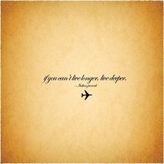travel quotes. possible tattoo?
