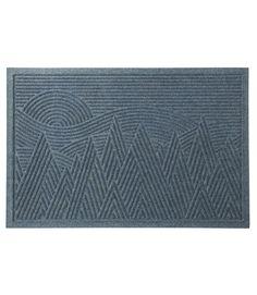Everyspace Recycled Waterhog Doormat, Mountain Scene Fur Carpet, Berber Carpet, Grey Carpet, Rugs On Carpet, Carpet Decor, Boot Tray, Indoor Outdoor Carpet, Thick And Thin, Bedroom Carpet