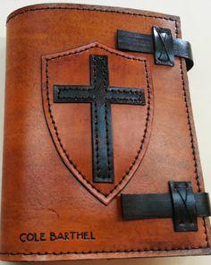 Custom Handmade Leather Binders, Bible Covers and Leather Binder, Leather Notebook, Leather Journal, Leather Bible Cover, Leather Book Covers, Leather Cover, Handmade Leather Wallet, Leather Gifts, Bible Bag
