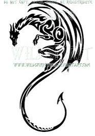 Dragon tattoo #dragon #tattoos #tattoo