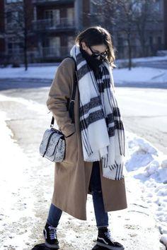 En el 2015 se seguirán llevando los abrigos de color beige
