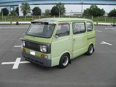 SUBARU SAMBAR | Lowered, JDM