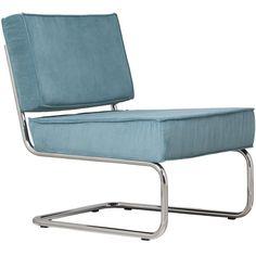 Zuiver Lounge Chair Ridge Rib Fauteuil kopen? Bestel bij fonQ