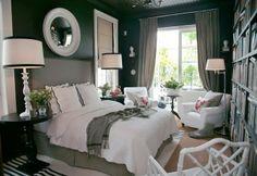 Google Image Result for http://2.bp.blogspot.com/-PQHFEnG02VI/TyZ6N68S2eI/AAAAAAAABPI/g14R-O1rDvY/s640/black-white-bedroom-stripe-rug-black%2Bwalls.jpg