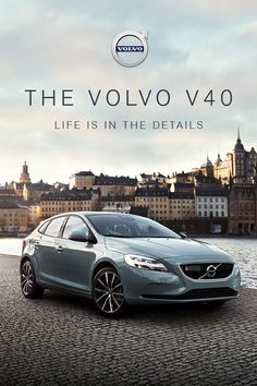 Experience a car that's as individual as you are with the Volvo V40. With its suite of intuitive, cutting-edge and uniquely stylish touches, the V40 R-Design is crafted down to the last detail. And when all these details work in harmony, the car truly comes to life to offer you an unforgettable experience. Design your own V40 at volvocars.co.uk.