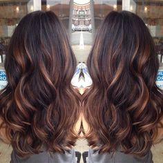 Ультрамодные варианты окрашивания для ВСЕХ типов волос Они все просто ШИКАРНЫЕ!❤