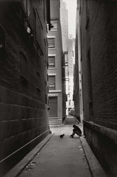 Henri Cartier-Bresson - New York, 1947 #Photography