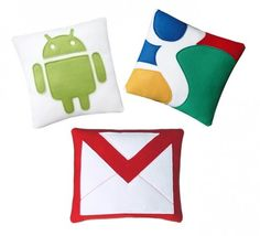 Google Pillows