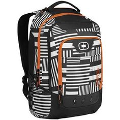 Ogio Operative Backpack Padded interior laptop compartment fits most 17 laptops iFom integrated foam panels keep your electronics and other valuables protected Padded -reader sleeve Large main compartment fits books, binders and extra files