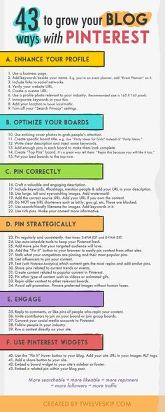 43 Ways to Grow Your