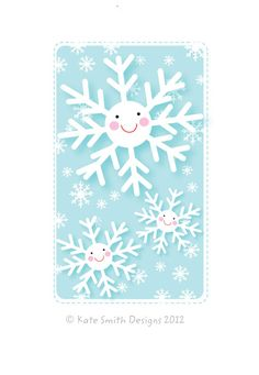 Christmas Snowflakes- 12th December