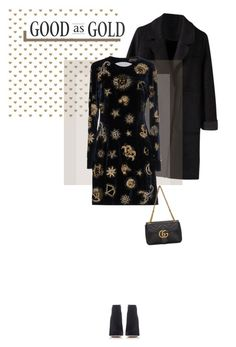 """""""#167"""" by kgarden ❤ liked on Polyvore featuring Emilio Pucci, Gianvito Rossi and Gucci"""