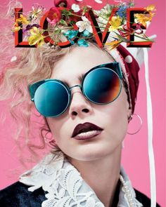 See Margot Robbie and Cara Delevigne cover LOVE Magazine: The Suicide Squad duo channel their inner '80s girl group.