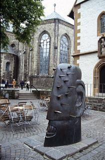 Goslar,  Rainer Kriester, Nagelkopf