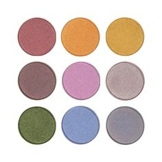 Makeup Geek New Shimmer Eyeshadow Bundle (9 Pans) - Makeup Geek Eyeshadow Pans - Eyeshadows - Eyes