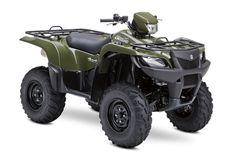 2014 KingQuad 750AXi
