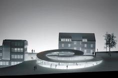 BIG'den Spiral Müze