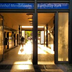 H U Mendelssohn-Bartholdy-Park in Berlin, Berlin