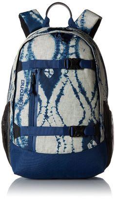 Amazon.com : BURTON Women's Day Hiker Backpack, Indigo Batik : Sports & Outdoors
