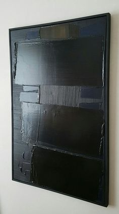 """Outstanding """"contemporary abstract art painting"""" info is offered on our site. Read more and you will not be sorry you did Contemporary Abstract Art, Black Abstract, Modern Art, Art Minimaliste, Art Diy, Art Moderne, Minimalist Art, Minimalist Photos, Painting Inspiration"""