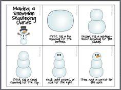 Just a Snowman!