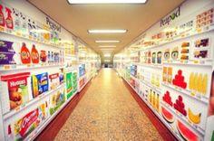 Supermercado sem produtos, tudo pelo celular, via Q.R. code