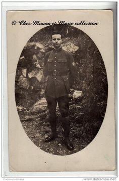 ALGERIE ALGER 1926 - ETAT MAJOR - ESCADRON DU TRAIN ETEM - CARTE PHOTO MILITAIRE