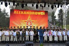 Alexandrovovci mali onedlho koncertovať aj v Českej republike
