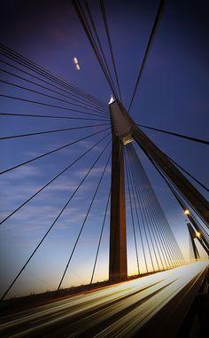 Anzac Bridge, Sydney Australia. #ANZAC #sydney #bridges