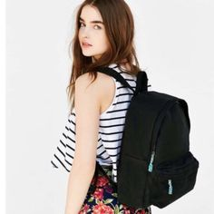 ❗️LAST CHANCE Urban outfitters Black BackPack! ❗️LAST CHANCE Urban Outfitters Black Canvass BDG backpack brand new and NWT. Im having a huge Moving Closet Cleanout Sale! Im selling to the first reasonable offer i receive so feel free to make an offer & it's yours! Snatch it up before someone else does! Extra 30% off on bundles! EXTRA deal if you order a bundle TODAY! Urban Outfitters Bags Backpacks