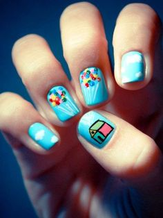 In the event you are interested in animated movies or cartoons, you can paint a cartoon nail art for the manicure. Here are some cartoon nail designs for you to pick & try out. Hope you enjoy & have fun with the post Related PostsDIY Nail Art Without any Tools for BeginnersAmazing Nail Art and …