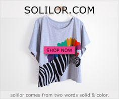 Solilor - Fashion Clothing Shop