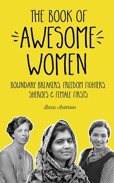 $14.07 Amazon.com: The Book of Awesome Women #iwd2018