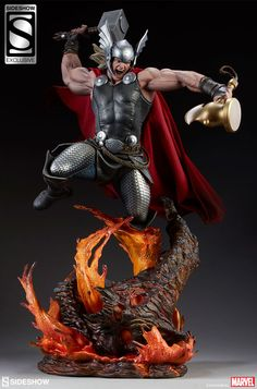 Sideshow Marvel Thor Breaker of Brimstone Exclusive Edition Marvel