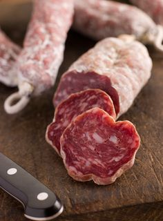 Cured Meats   Paired with Chardonnay, Merlot, Pinot Grigio, Pinot Noir, Zinfandel