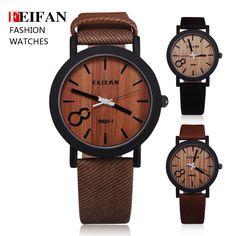 Aliexpress.com: Compre Nova moda de quartzo relógios homens pulseira de couro relógios de esportes Masculino relógio Relogio Masculino de confiança vestido de moda fornecedores em Time Flies Store