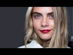 ▶ The Perfect Brow: Charlotte Tilbury's Makeup Masterclass | NET-A-PORTER.COM - YouTube
