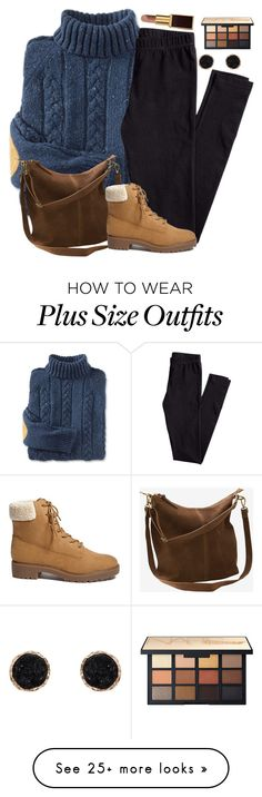 """""""Untitled #3035"""" by pageinabook on Polyvore featuring H&M, Ellos, Forever 21, Humble Chic and Tom Ford"""