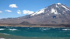 Laguna Diamante, Mendoza, Argentina