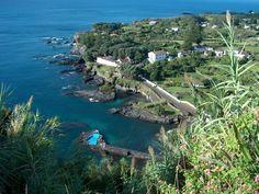 piscina de caloura - Azores