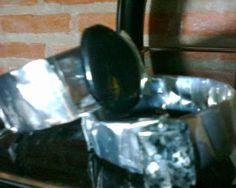 pulseras plateadas material reciclado con dijes de acrílico