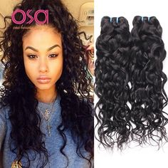 Brazilian Virgin Hair Ocean Wave Brazilian Water Wave Virgin Hair Wet And Wavy Virgin Brazilian Hair Human Hair Bundles Weave