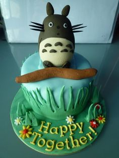 I want this cake!!